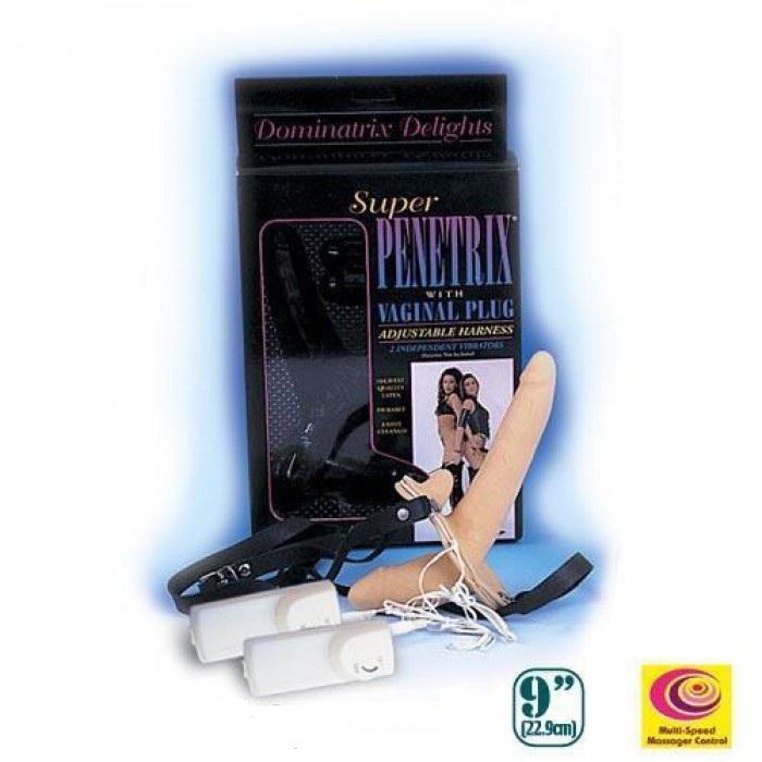 Süper Penetrix Çift Taraflı Protez Penis