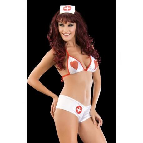 Sexy Hemşire Kostüm