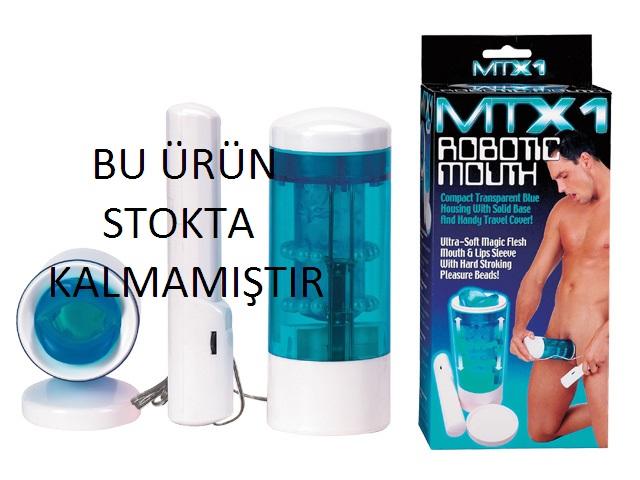 MTX1 ROBOTIC MOUTH Penis Pompası